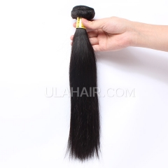 Ula Hair Lady Straight Malaysian Virgin Hair High Quality 13A Grade Women Human Straight Hair Retail 1Pc Virgin Hair Extension