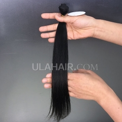 14A Malaysian Virgin Hair Straight Hair Style Human Hair extension hot beauty hair weave Sample 1Pc