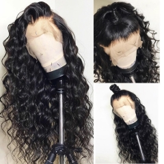 13A Lace Front Wigs 150% Density Loose Curly Virgin Hair 13x4 Lace Frontal Human Hair Wigs Pre Plucked Natural Hairline