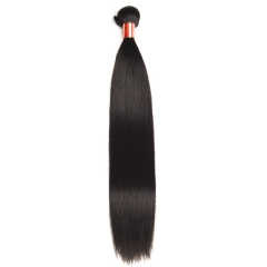 【12A 1PCS】Straight Virgin Human Brazilian Hair High Quality Hair Bundles