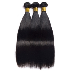 【13A 3PCS】 Brazilian Straight Hair 3bundles/lot High Quality Brazilian Virgin Hair Extensions 100% Human Hair