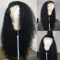 【In stock】13A Curly 13x6 Lace Front Wigs 150% Density Lace Frontal Virgin Human Deep Curly Hair Lace Wigs