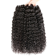 【13A 3PCS】Malaysian Italy Curl High Quality Human Hair Virgin Hair Bundles